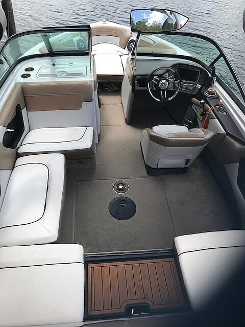 2012 Nautique boat for sale, model of the boat is Sport Nautique 200 & Image # 3 of 41