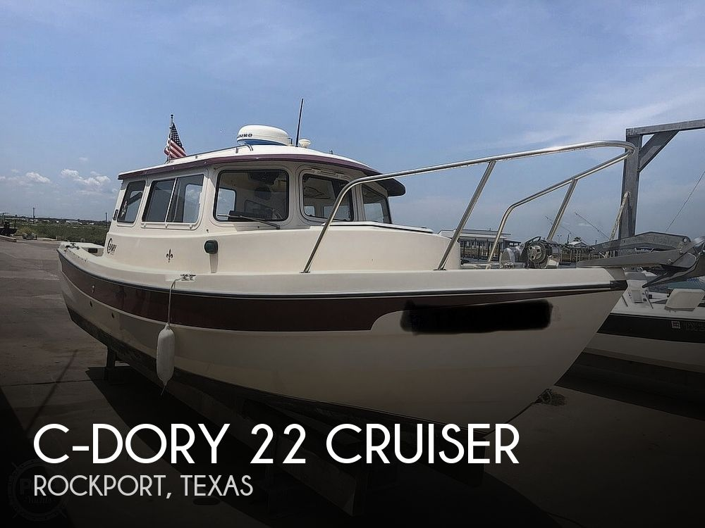 2004 C-Dory boat for sale, model of the boat is 22 Cruiser & Image # 1 of 40