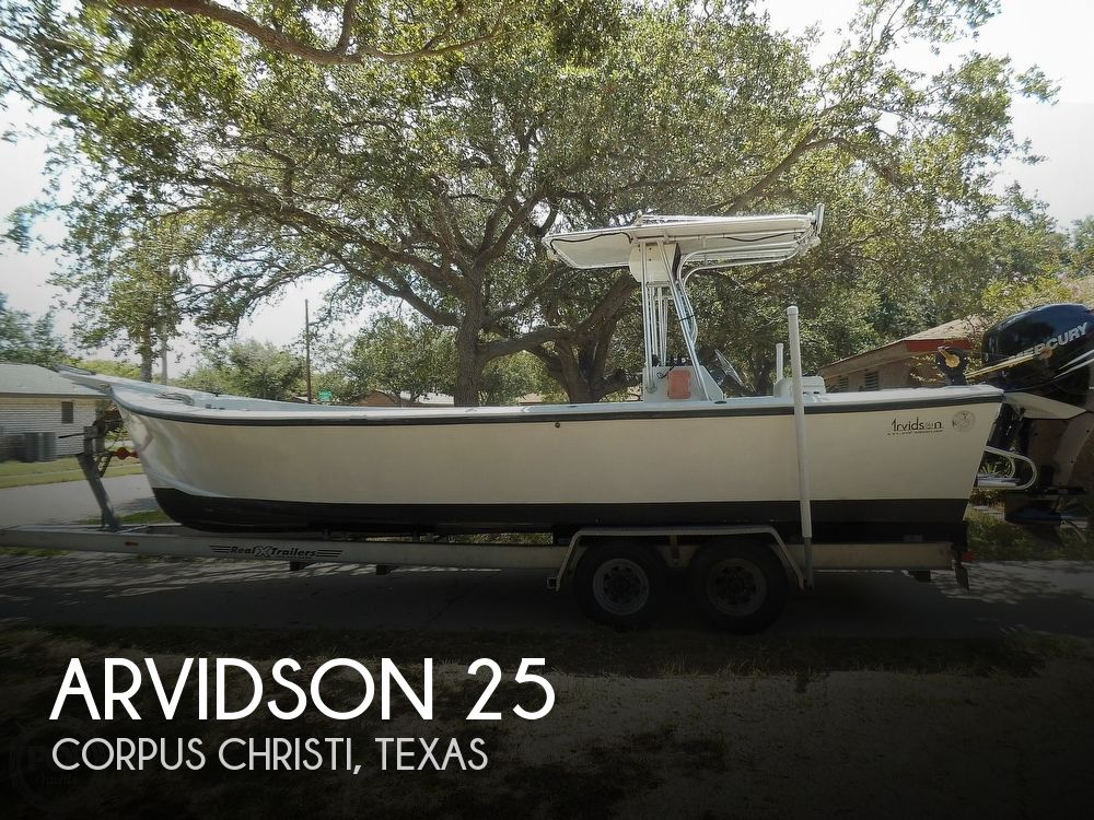 2008 Arvidson boat for sale, model of the boat is 25 Chesapeake & Image # 1 of 40