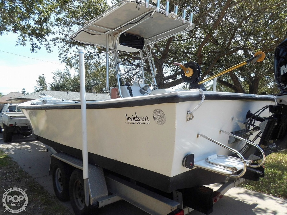 2008 Arvidson boat for sale, model of the boat is 25 Chesapeake & Image # 14 of 40