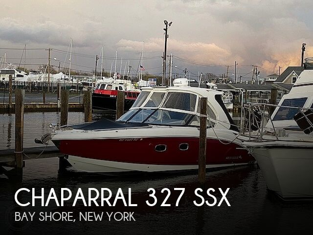 Used Chaparral 27 Boats For Sale by owner | 2012 Chaparral 327 SSX
