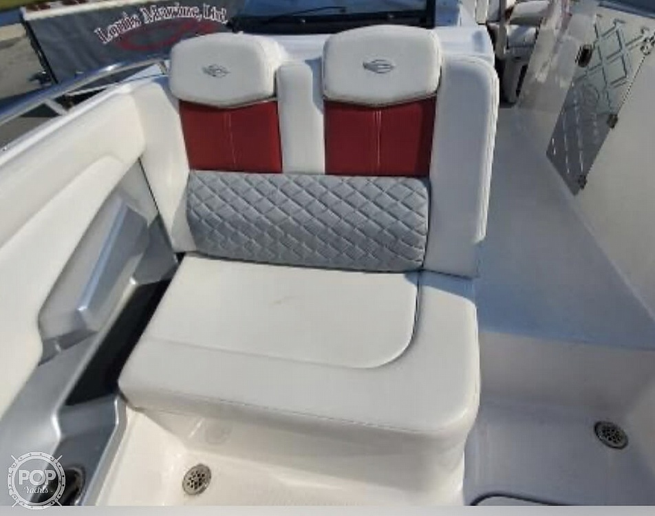 2012 Chaparral boat for sale, model of the boat is 327 SSX & Image # 13 of 41