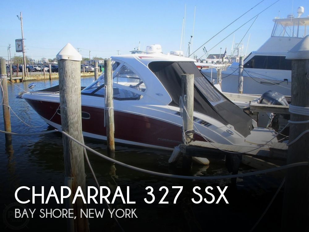 2012 Chaparral boat for sale, model of the boat is 327 SSX & Image # 1 of 41