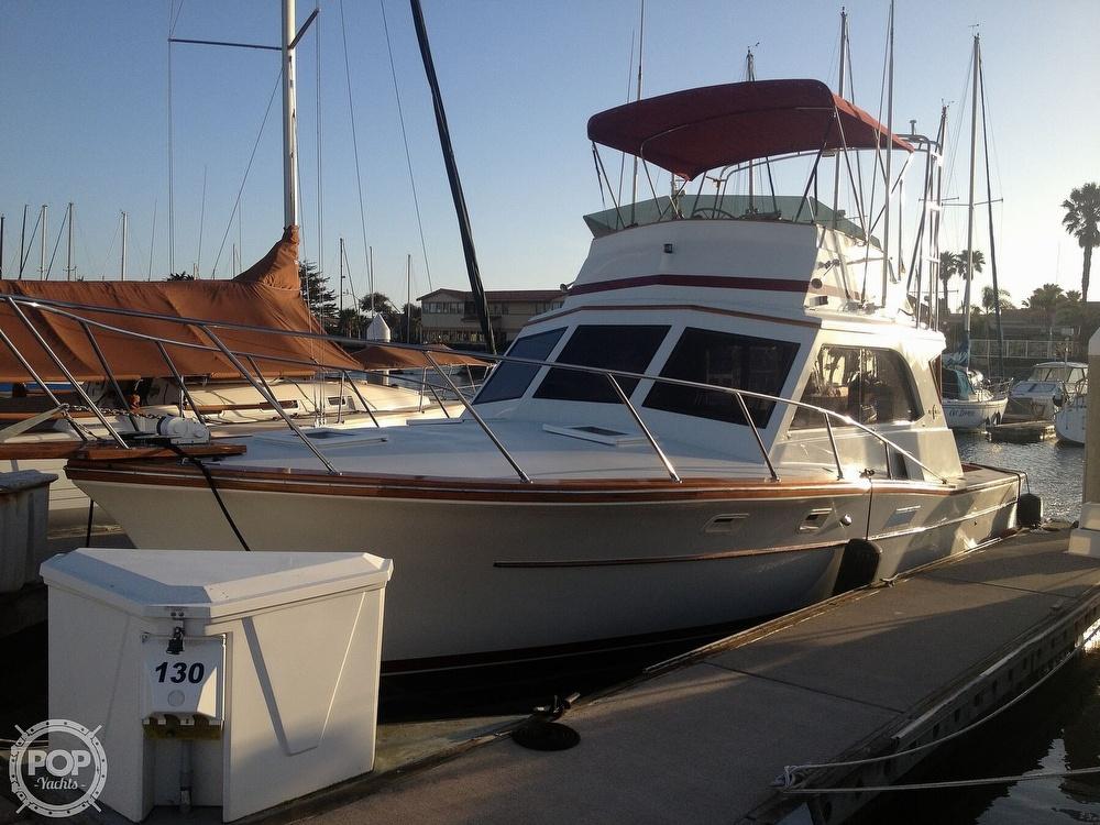 1979 Egg Harbor boat for sale, model of the boat is 33' Sportfisher & Image # 2 of 40