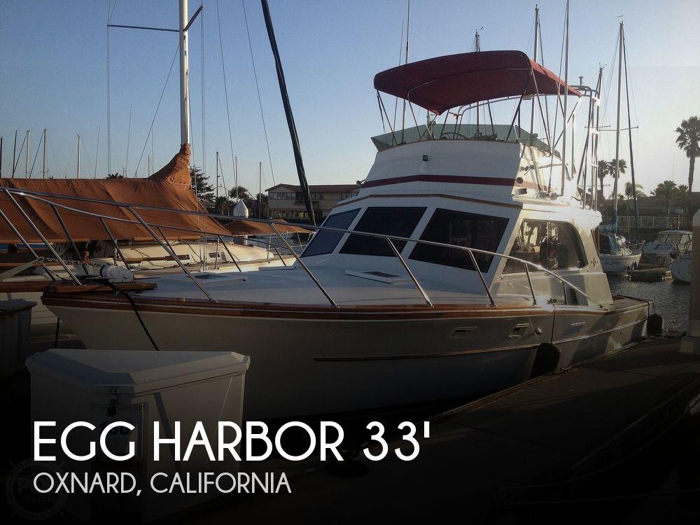 Used Egg Harbor Boats For Sale by owner | 1979 Egg Harbor 33' Sportfisher