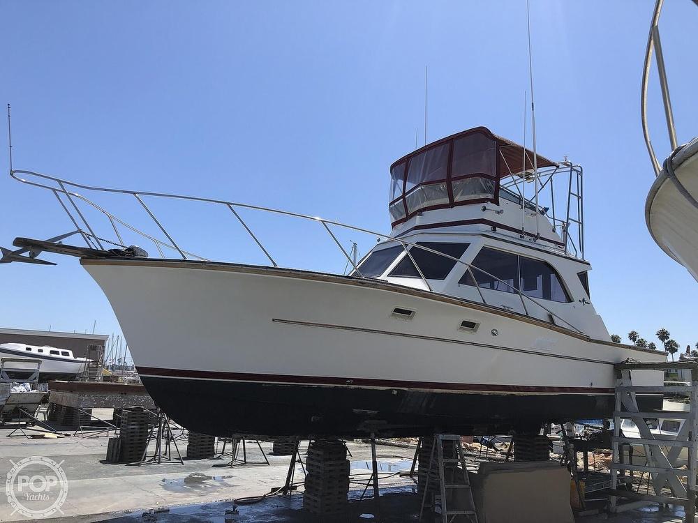 1979 Egg Harbor boat for sale, model of the boat is 33' Sportfisher & Image # 3 of 40