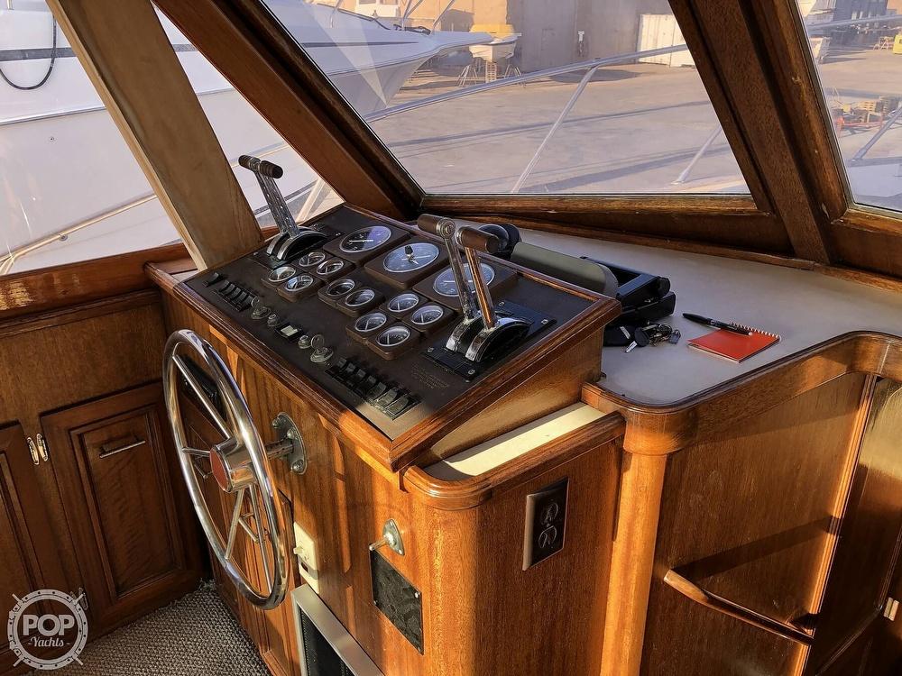 1979 Egg Harbor boat for sale, model of the boat is 33' Sportfisher & Image # 5 of 40