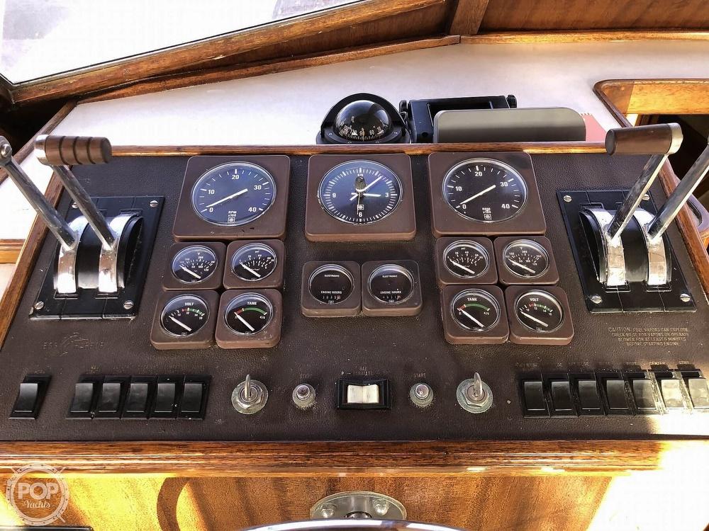1979 Egg Harbor boat for sale, model of the boat is 33' Sportfisher & Image # 6 of 40