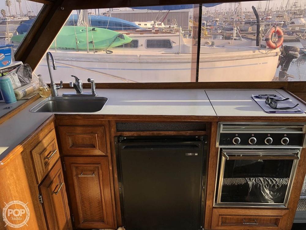 1979 Egg Harbor boat for sale, model of the boat is 33' Sportfisher & Image # 27 of 40