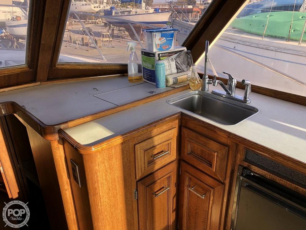 1979 Egg Harbor boat for sale, model of the boat is 33' Sportfisher & Image # 9 of 40