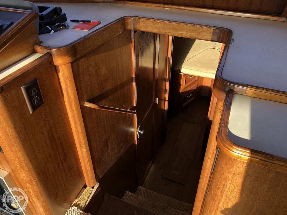 1979 Egg Harbor boat for sale, model of the boat is 33' Sportfisher & Image # 10 of 40