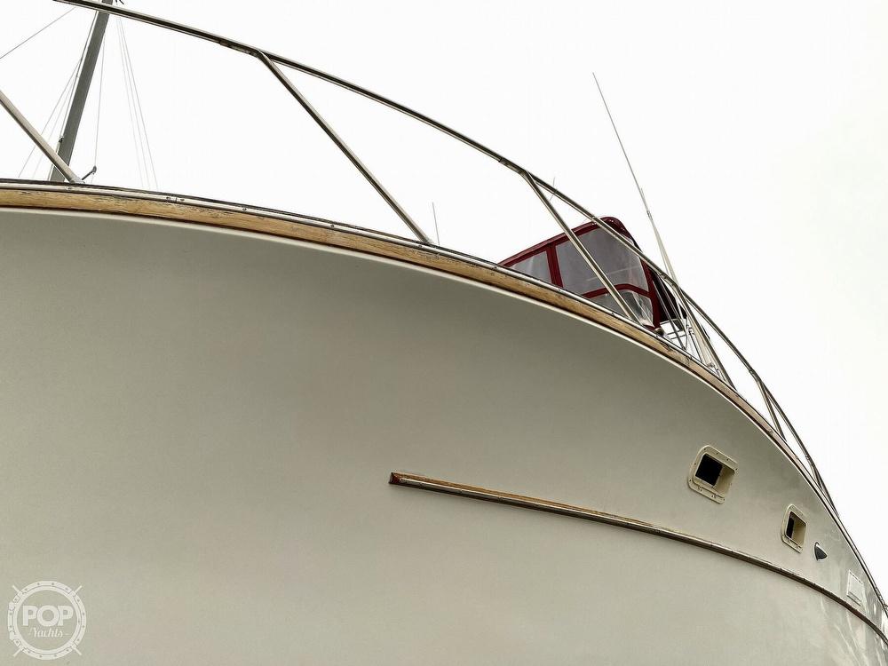 1979 Egg Harbor boat for sale, model of the boat is 33' Sportfisher & Image # 33 of 40