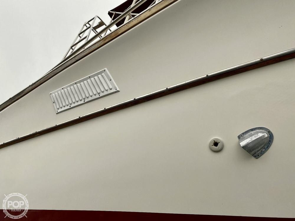 1979 Egg Harbor boat for sale, model of the boat is 33' Sportfisher & Image # 37 of 40