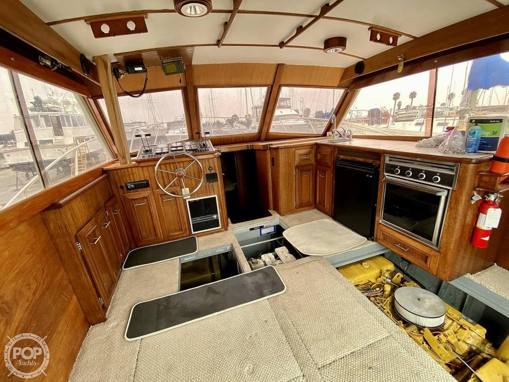 1979 Egg Harbor boat for sale, model of the boat is 33' Sportfisher & Image # 20 of 40