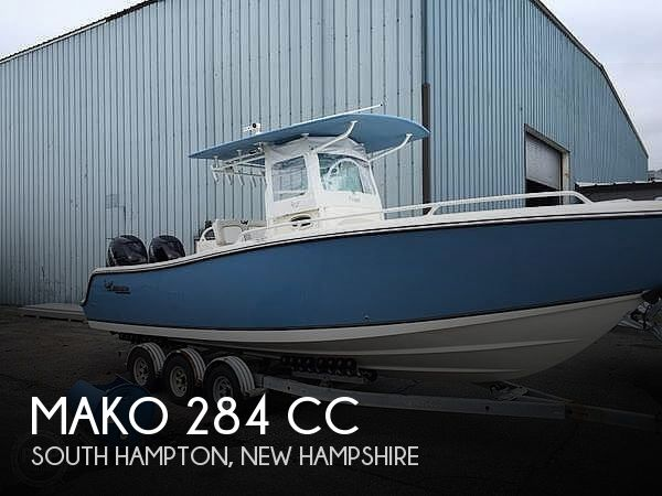 Used MAKO Boats For Sale by owner | 2016 Mako 284 CC