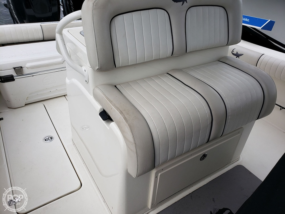 2016 Mako boat for sale, model of the boat is 284 CC & Image # 33 of 40