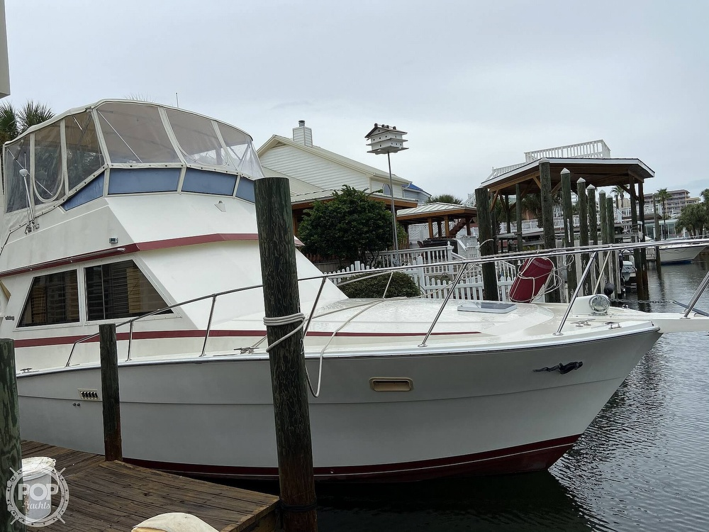 1986 Viking 35 Convertible - #$LI_INDEX