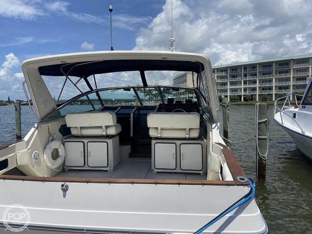 1986 Sea Ray boat for sale, model of the boat is 340 Express & Image # 21 of 40