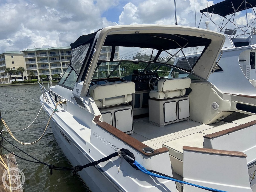 1986 Sea Ray boat for sale, model of the boat is 340 Express & Image # 22 of 40