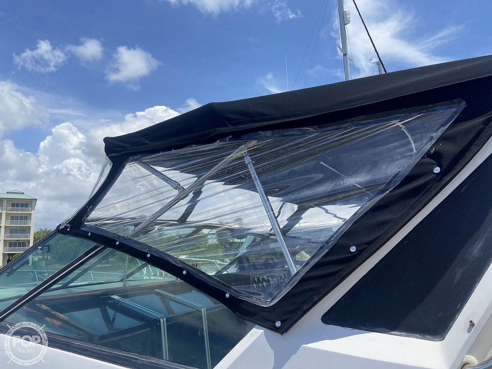 1986 Sea Ray boat for sale, model of the boat is 340 Express & Image # 25 of 40