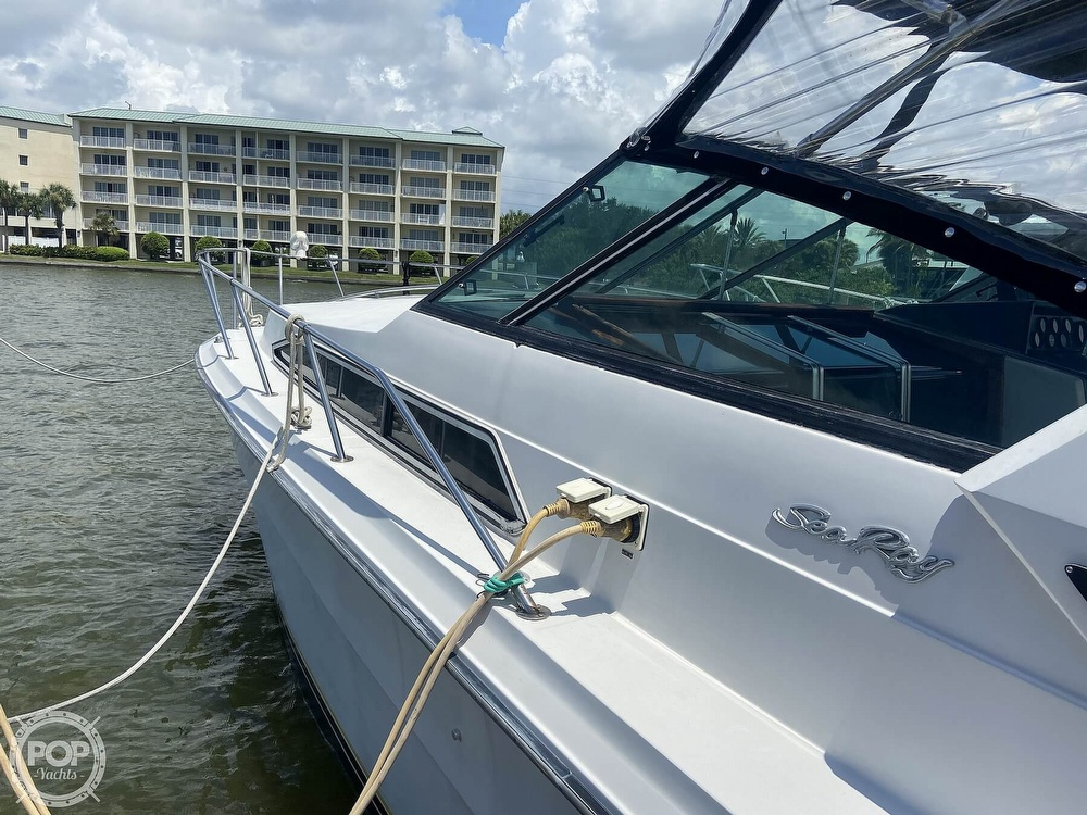 1986 Sea Ray boat for sale, model of the boat is 340 Express & Image # 26 of 40