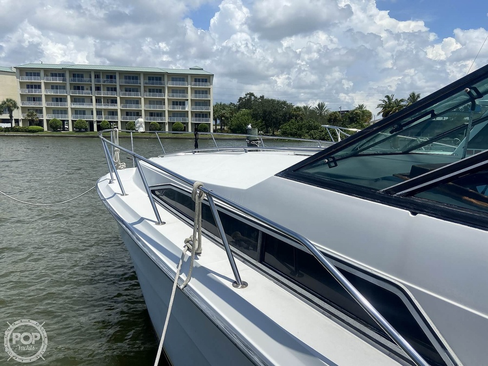 1986 Sea Ray boat for sale, model of the boat is 340 Express & Image # 30 of 40