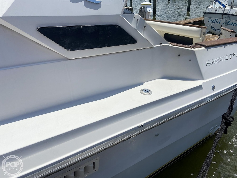 1986 Sea Ray boat for sale, model of the boat is 340 Express & Image # 34 of 40