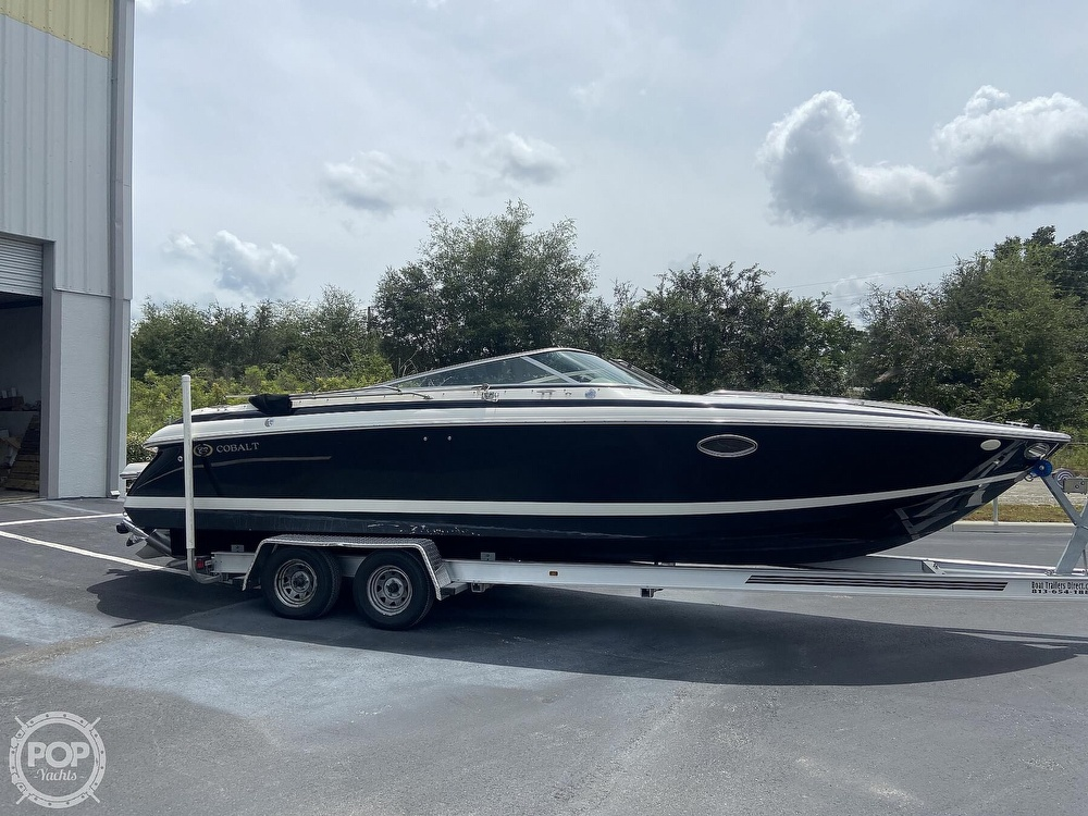 2002 Cobalt boat for sale, model of the boat is 263 & Image # 4 of 40