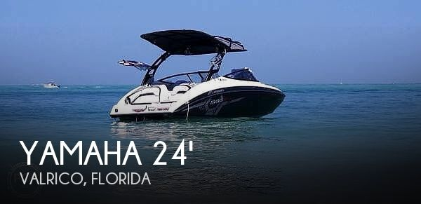 Used Yamaha Boats For Sale in Florida by owner | 2017 Yamaha 242X E-Series