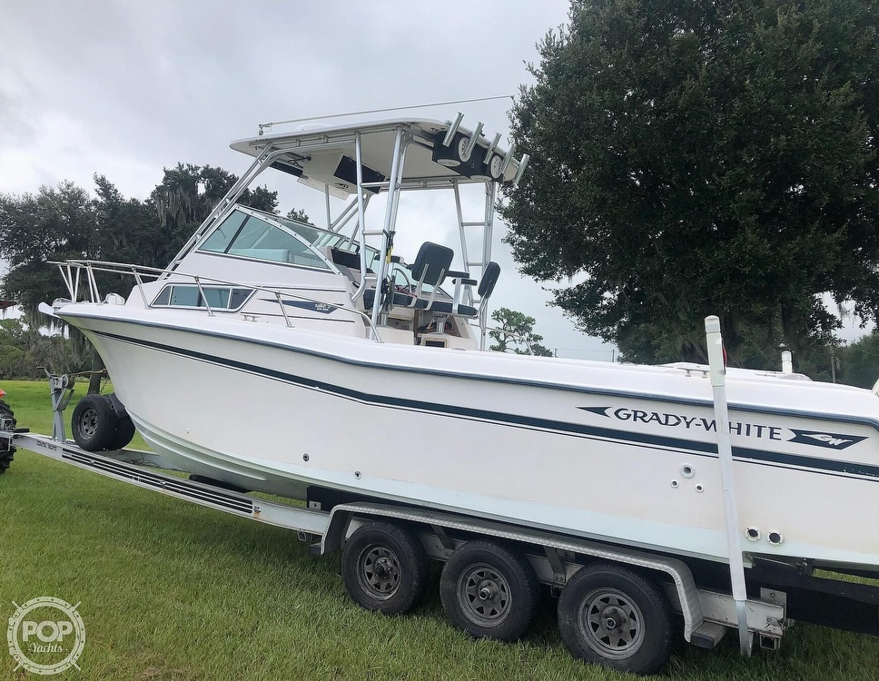 1996 Grady-White boat for sale, model of the boat is 272 Sailfish & Image # 2 of 40