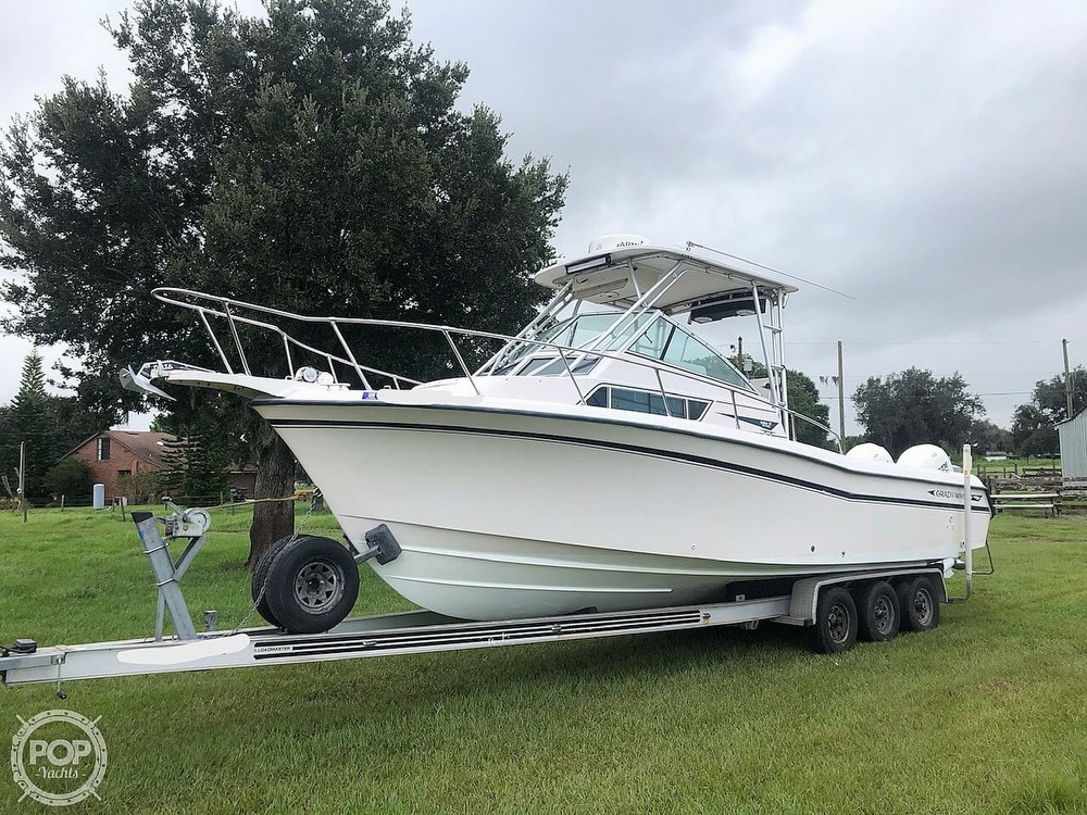 1996 Grady-White boat for sale, model of the boat is 272 Sailfish & Image # 3 of 40