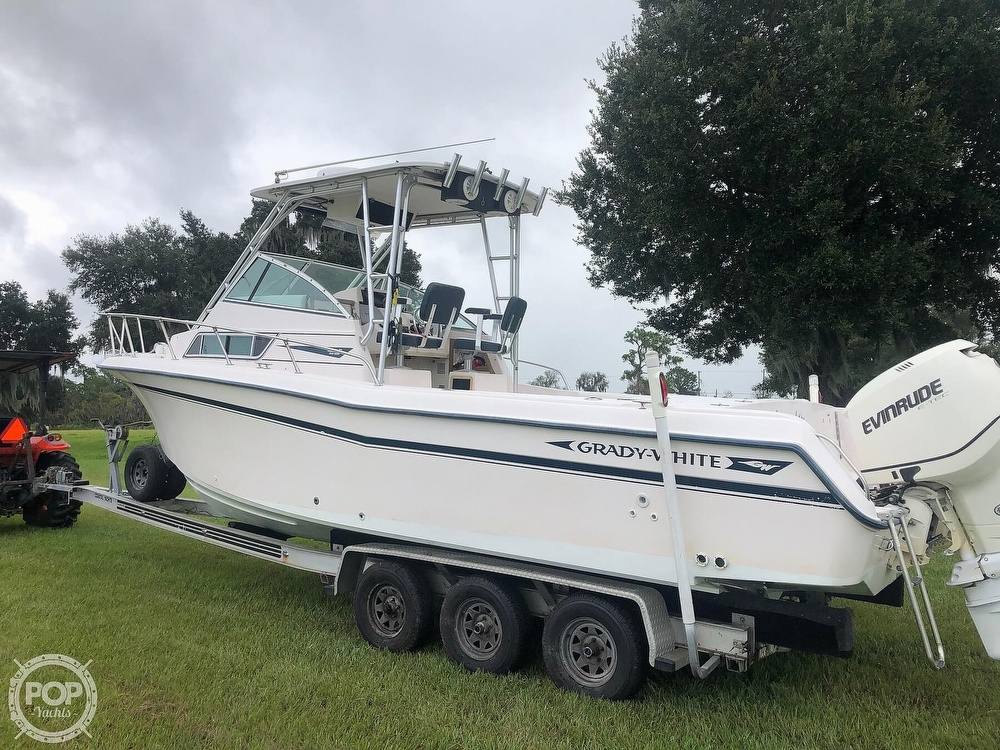 1996 Grady-White boat for sale, model of the boat is 272 Sailfish & Image # 9 of 40