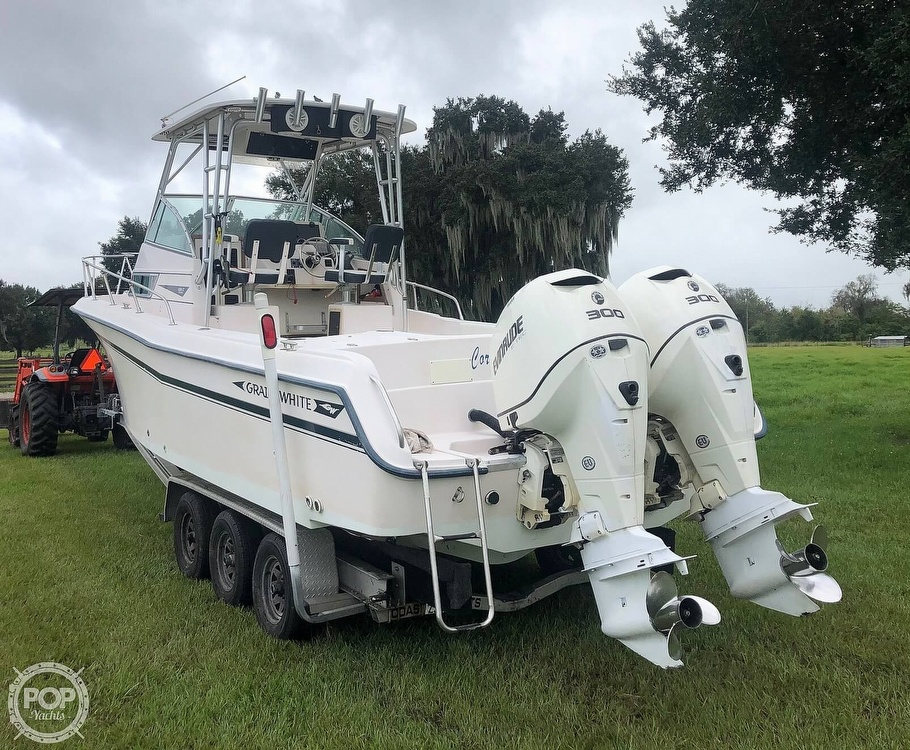 1996 Grady-White boat for sale, model of the boat is 272 Sailfish & Image # 10 of 40