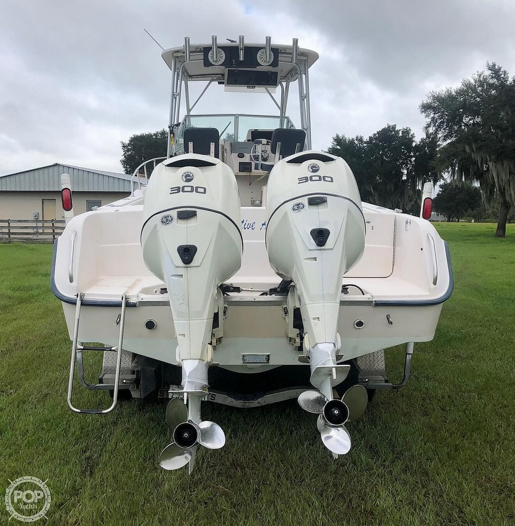 1996 Grady-White boat for sale, model of the boat is 272 Sailfish & Image # 11 of 40