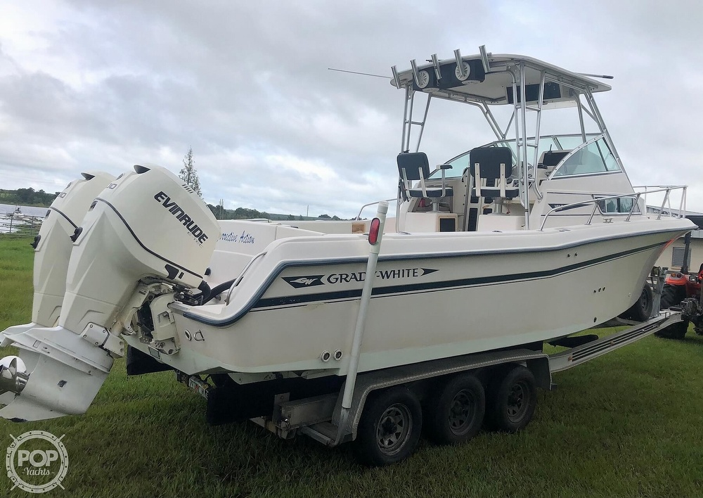 1996 Grady-White boat for sale, model of the boat is 272 Sailfish & Image # 18 of 40