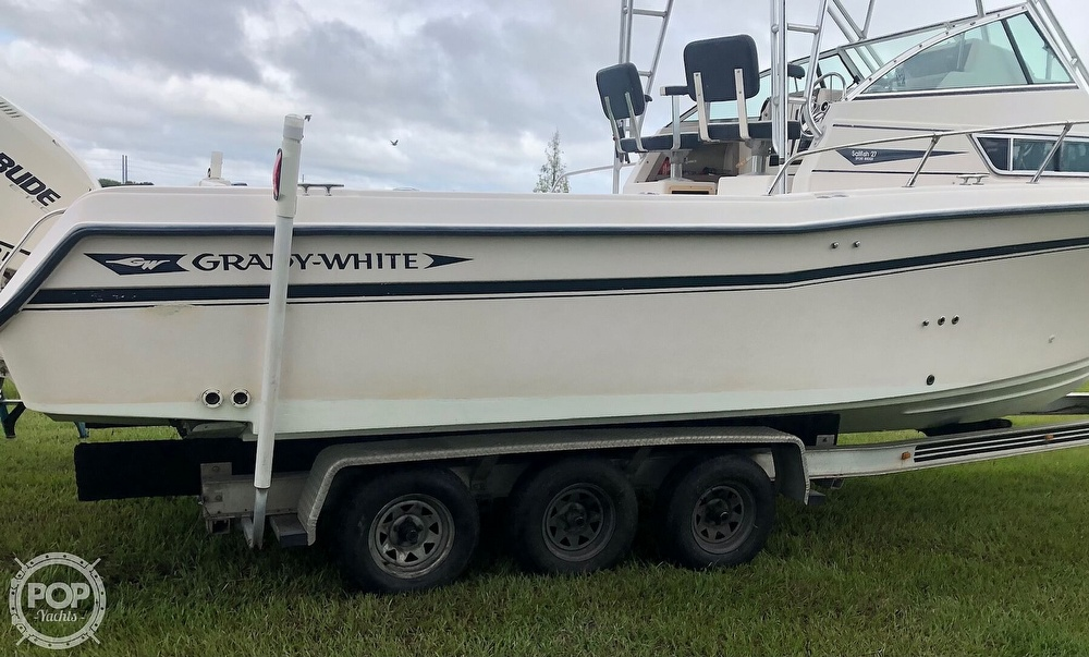 1996 Grady-White boat for sale, model of the boat is 272 Sailfish & Image # 19 of 40
