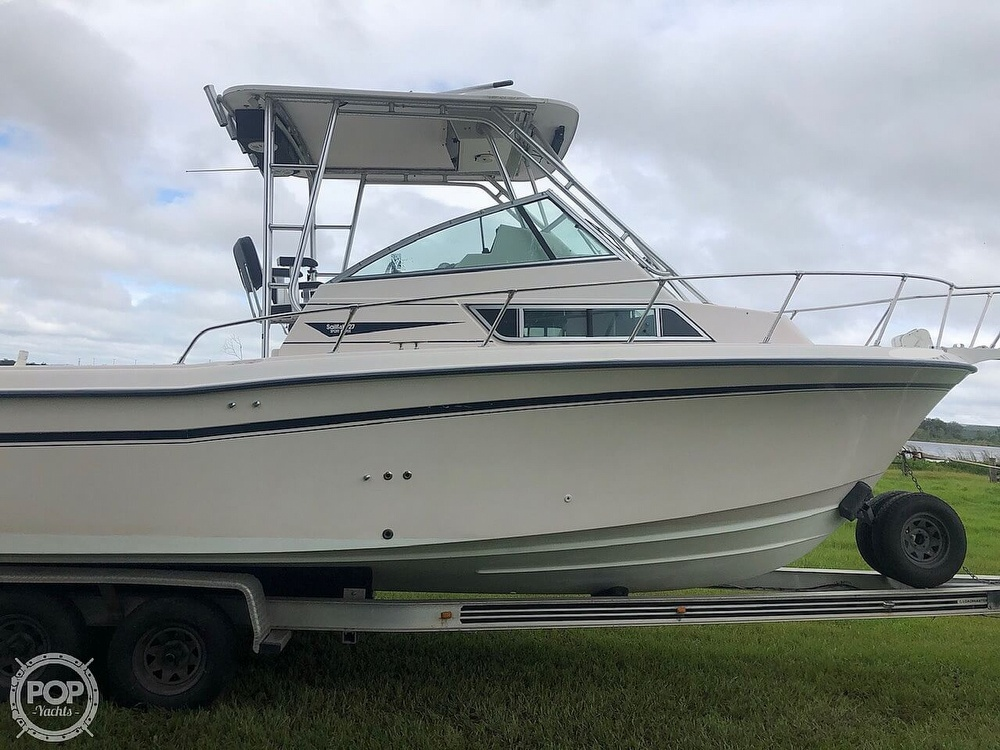 1996 Grady-White boat for sale, model of the boat is 272 Sailfish & Image # 22 of 40