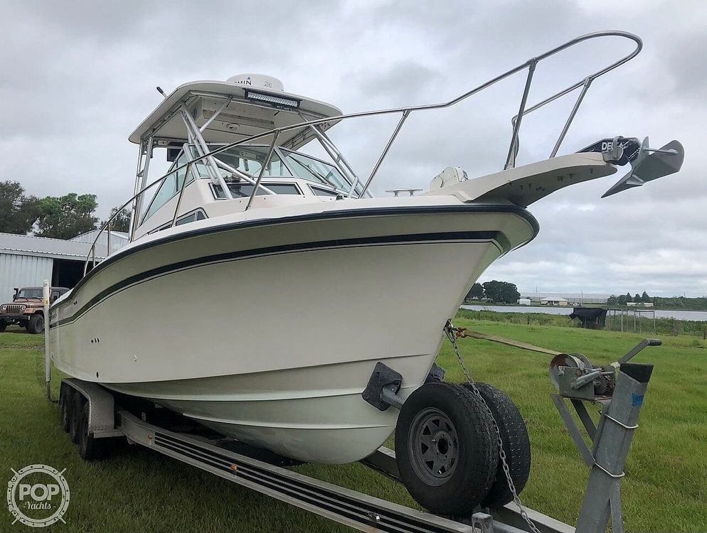 1996 Grady-White boat for sale, model of the boat is 272 Sailfish & Image # 26 of 40