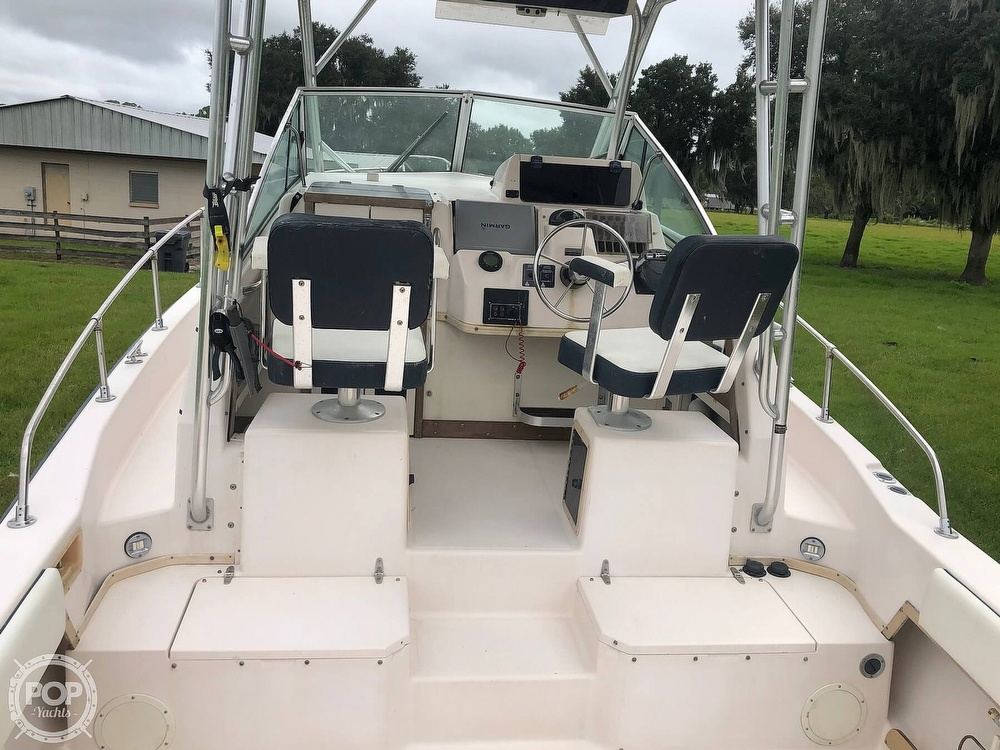 1996 Grady-White boat for sale, model of the boat is 272 Sailfish & Image # 33 of 40