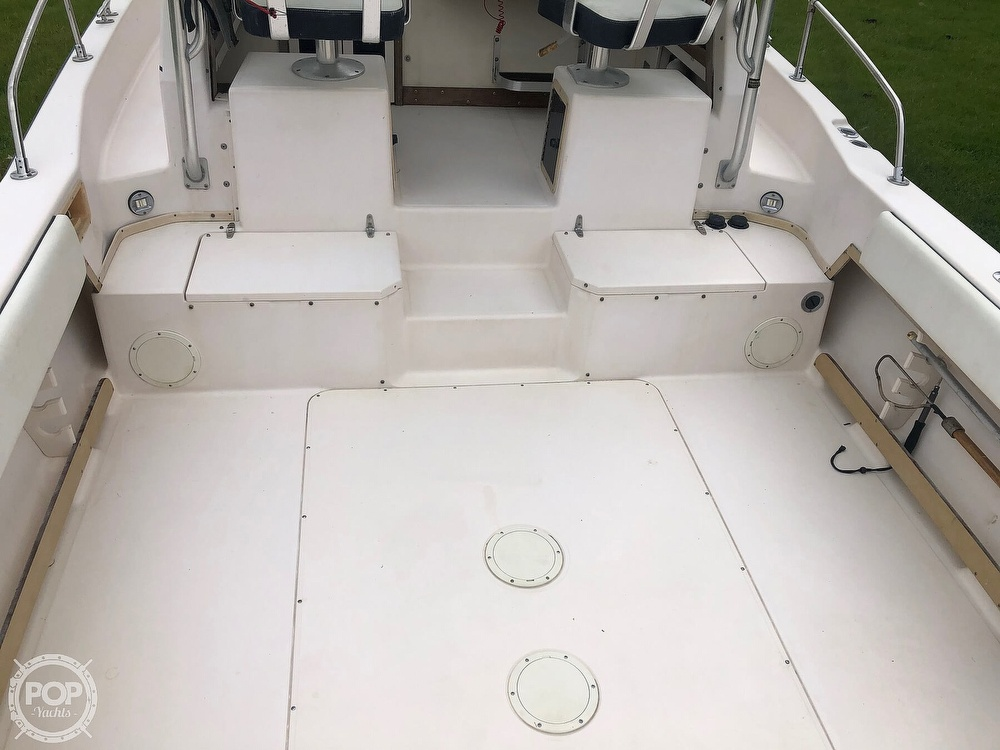 1996 Grady-White boat for sale, model of the boat is 272 Sailfish & Image # 34 of 40