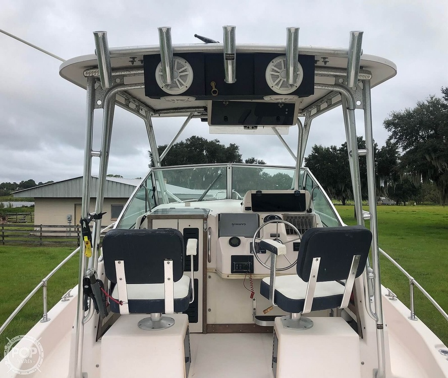 1996 Grady-White boat for sale, model of the boat is 272 Sailfish & Image # 39 of 40