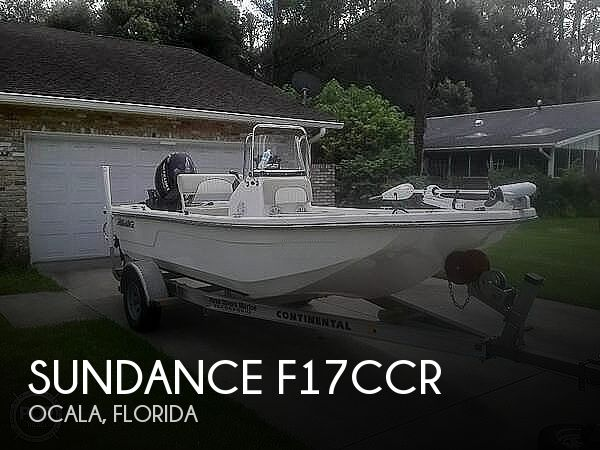 2019 Sundance boat for sale, model of the boat is F17CCR & Image # 1 of 41