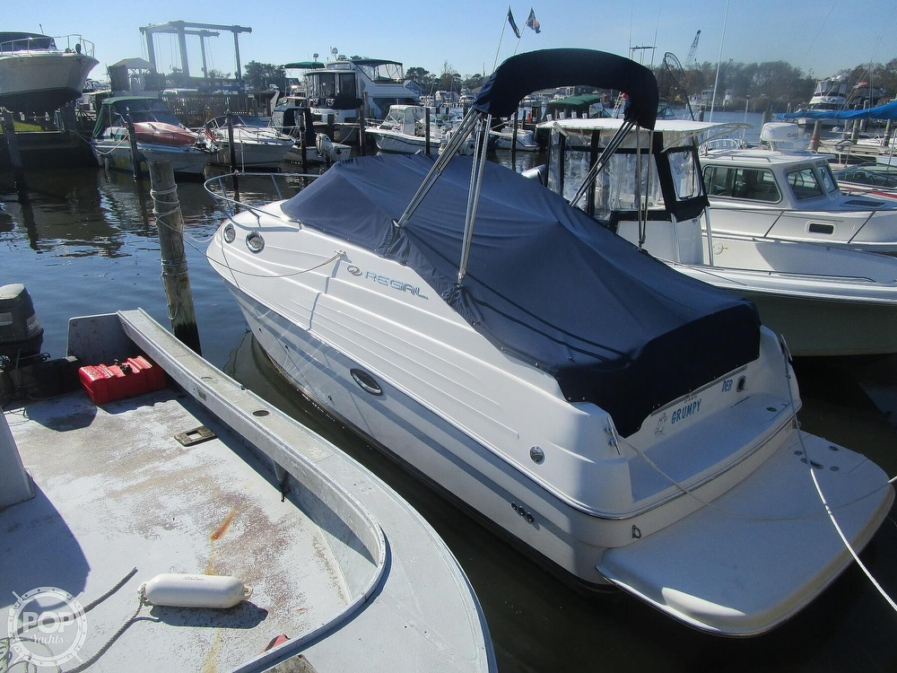 2003 Regal boat for sale, model of the boat is 2465 Commodore & Image # 6 of 41