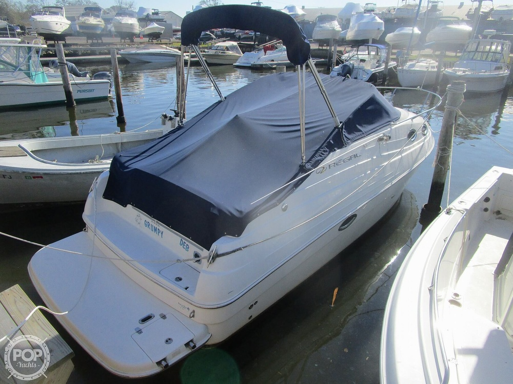 2003 Regal boat for sale, model of the boat is 2465 Commodore & Image # 5 of 41