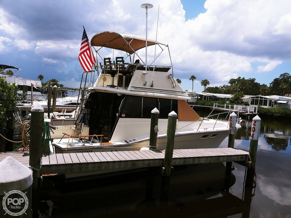 1984 Trojan boat for sale, model of the boat is F32 Convertible & Image # 12 of 40