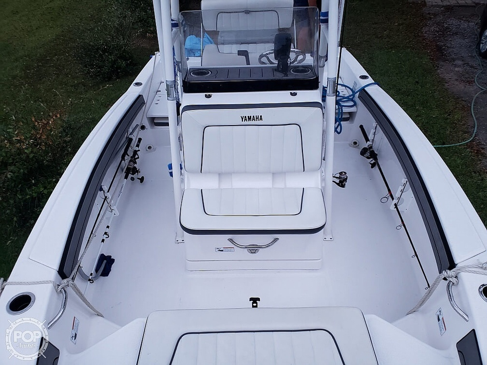 2018 Yamaha boat for sale, model of the boat is 190 FSH Sport & Image # 10 of 41