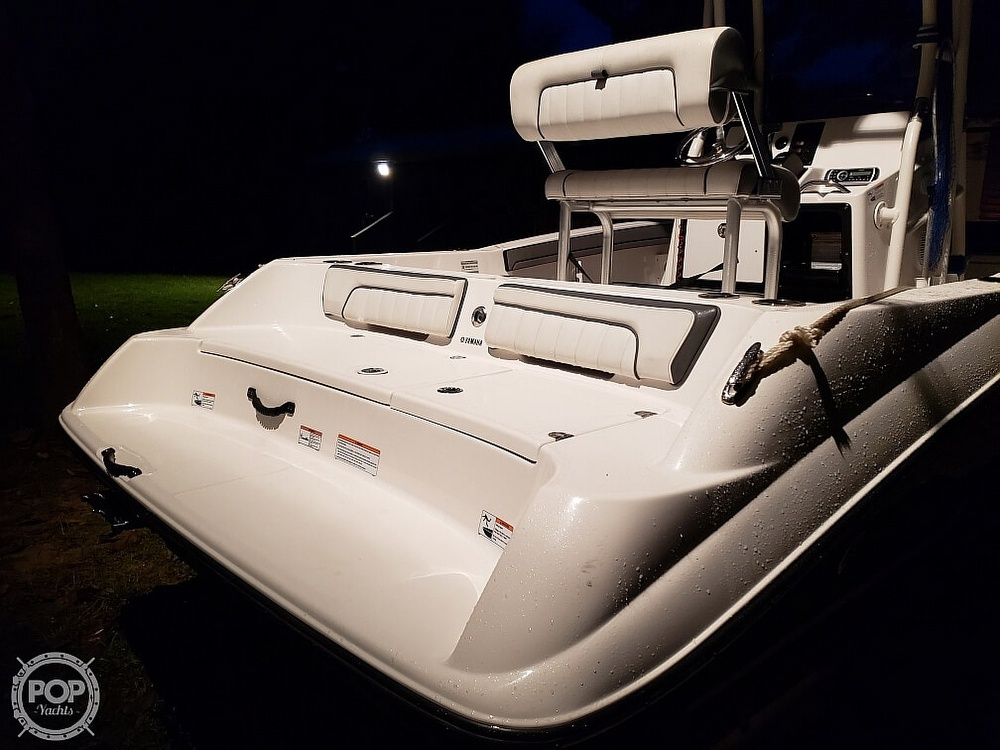 2018 Yamaha boat for sale, model of the boat is 190 FSH Sport & Image # 9 of 41