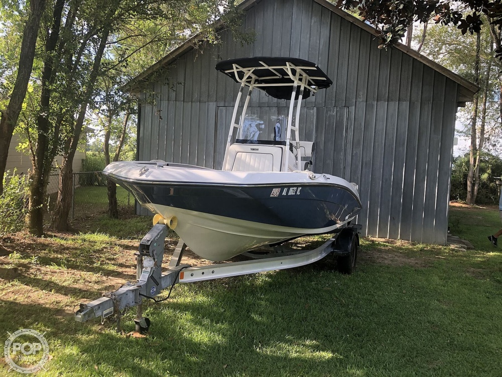 2018 Yamaha boat for sale, model of the boat is 190 FSH Sport & Image # 3 of 41