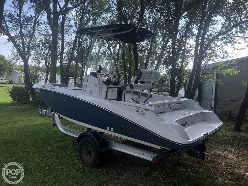 2018 Yamaha boat for sale, model of the boat is 190 FSH Sport & Image # 6 of 41