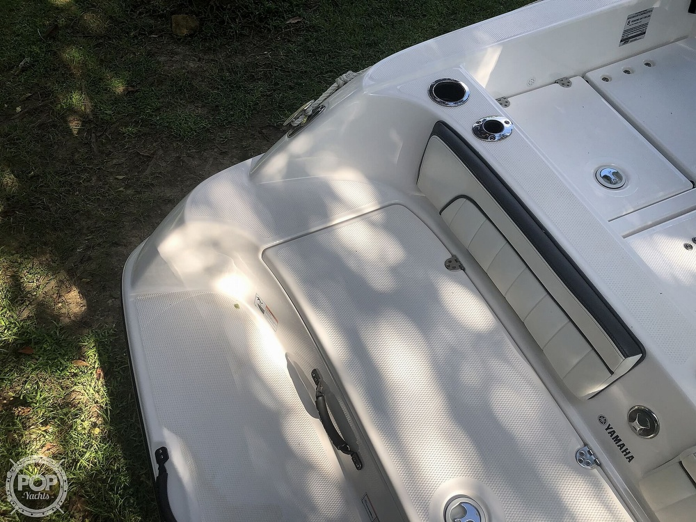 2018 Yamaha boat for sale, model of the boat is 190 FSH Sport & Image # 17 of 41